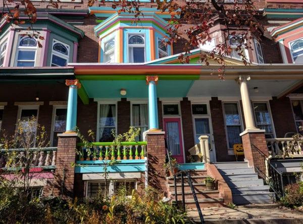 Abell Neighborhood Baltimore