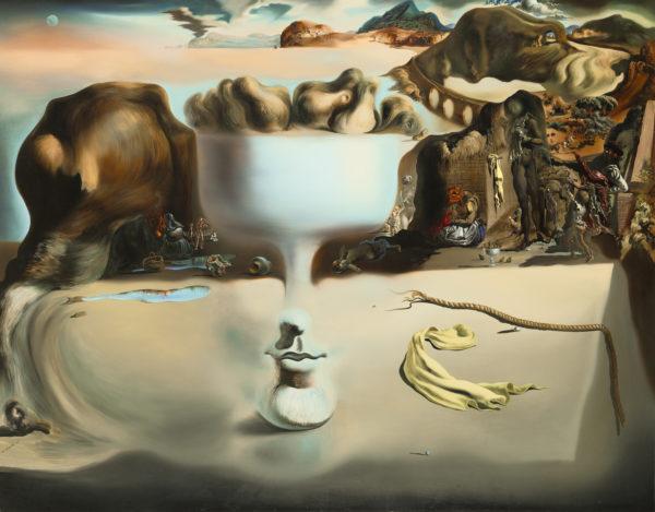 Salvador Dalí, BMA's Monsters & Myths exhibit