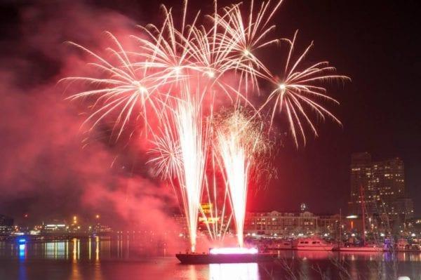 Baltimore Fishbowl | Baltimore's Inner Harbor fireworks display cancelled due to coronavirus ...