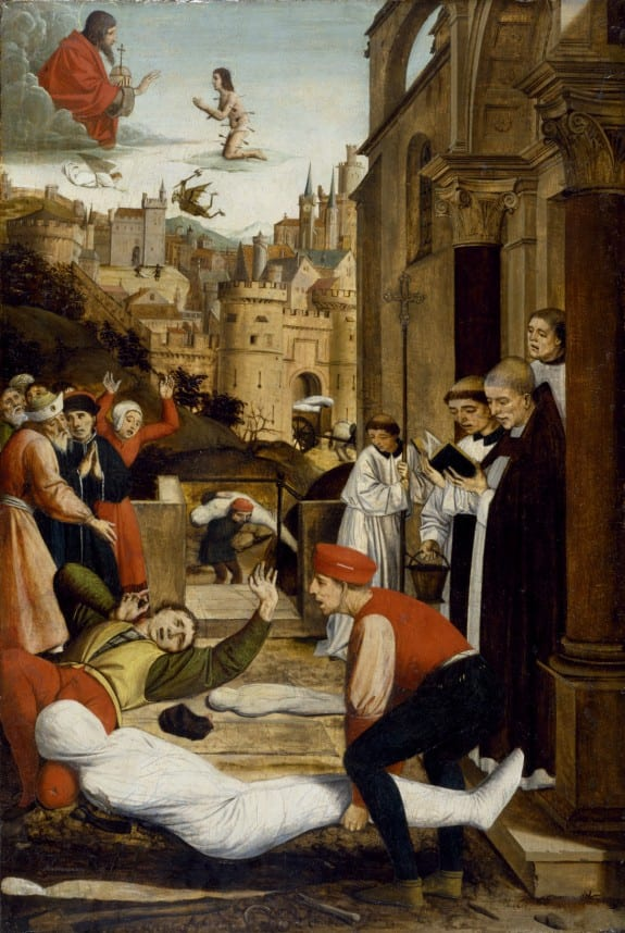 Josse Lieferinxe - The Walters Art Museum